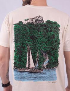 Camiseta Origens Convento Colorido