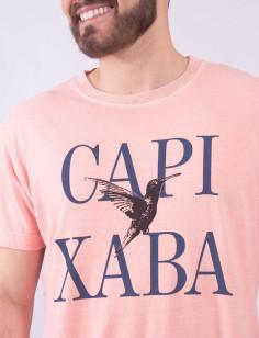Camiseta Origens Capixaba Beija-Flor