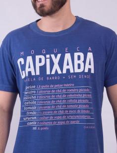 Camiseta Origens Receita Moqueca 2