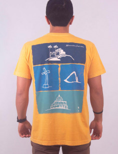 Camiseta Origens Monumentos