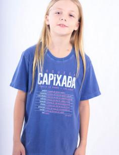 Camiseta Infantil Origens Moqueca 2