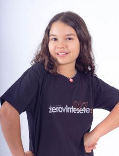 Camiseta Origens Infantil Zero Vinte e Sete