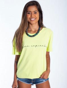 Camiseta Origens Alma Capixaba Feminina