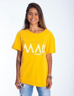 Camiseta Origens Mar Feminina
