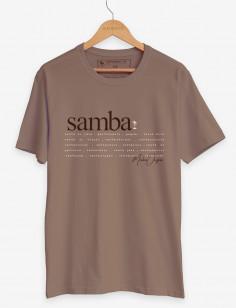CAMISETA SAMBAS ORIGENS