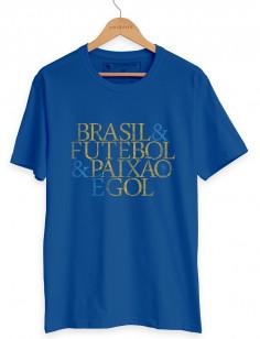 CAMISETA PAIXÃO ORIGENS