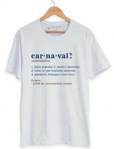 CAMISETA CARNAVAL ORIGENS