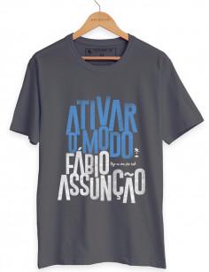 CAMISETA FÁBIO ASSUNÇÃO ORIGENS