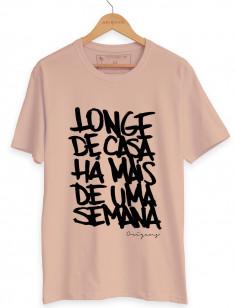 Camiseta Origens Longe de Casa