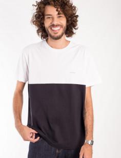 Camiseta Origens Bicolor
