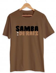 CAMISETA SAMBA DE RAIZ ORIGENS