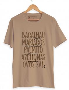 Camiseta Origens Torta Capixaba