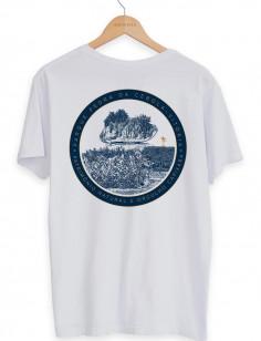 Camiseta Origens Pedra da Cebola