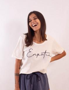 Camiseta Feminina Origens Empatia