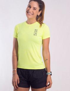 Camiseta Feminina UV Mete o Pé Origens